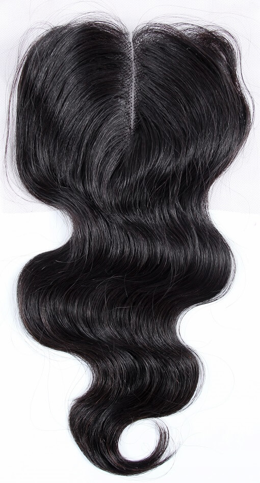 Body Wave Closure Top